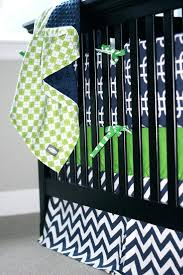navy blue baby bedding zoom and green boy wixted