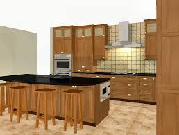Kitchen Design Samples And Custom Kitchen Cabinets Design Accompanied By  Amazing Views Of Your Home Kitchen And Fantastic Decoration 3