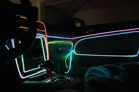 Cheap interior lighting Living Room Ar Lights Interior Lights Colorful Flexible El Wire Internal Cold Neon Light For Carparty Decoration 3m Electroluminescent Car Accessori Dhgatecom Ar Lights Interior Lights Colorful Flexible El Wire Internal Cold