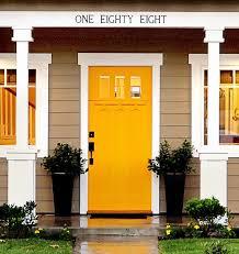 Orange front door Designs Stylish Ideas Yellow Front Door Craftman Craftsman Entry Orange County By Dumielauxepicesnet Stylish Ideas Yellow Front Door Craftman Craftsman Entry Orange