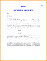 thank you letter to donors thank you letters for donors images letter format examples