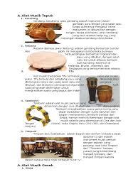 Tifa merupakan alat musik khas indonesia bagian timur, khususnya maluku dan papua. Alat Musik Tepuk 1