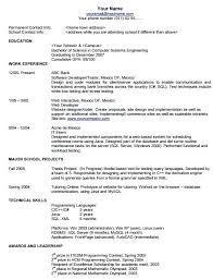 Resume Resume Templates Resume Examples American Cv Template Word ...