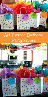 paint party favors winsome paint party decorations paint themed party favors fun and creative art small paint party