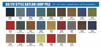 Molded Carpet For 1959 1960 Impala Bel Air Your Choice