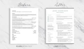 8 Reasons Why You Should Be Using A Resume Template