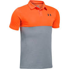 under armour golf shirts. under armour boys threadborne blocked polo shirt golf shirts