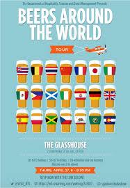 sjsu beer around the world spring 2017
