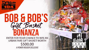 bob and bob gift basket blitzbob and bob gift basket bonanza