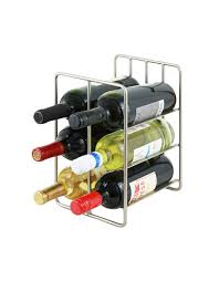 Small wine racks Furniture Milano Metal Wine Rack Bottles Winerackscom Milano Bottle Wine Rack Winerackscom