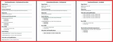 Popular Resume Formats Beauteous Most Popular Resume Format Most Common Resume Format Resume Samples