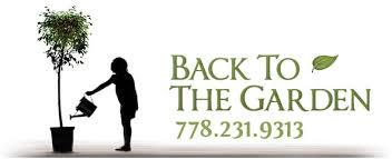 Home - <b>Back</b> To The <b>Garden</b>