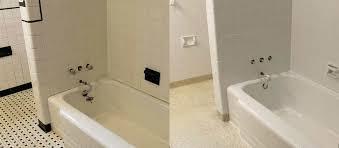 cast iron bathtub refinish bathtub refinishing