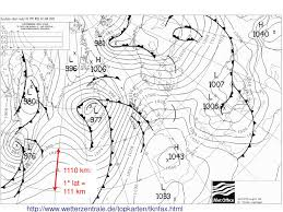 Surface Meteorological Charts Ppt Download