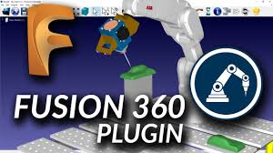 Cad Robot Design Get Cloud Robot Cad With The Fusion 360 Plug In Robodk Blog