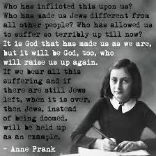 Anne Frank Quotes Faith Pinterest Anne Frank Quotes Anne Awesome Anne Frank Quotes