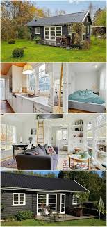 463sf Tiny House with All-<b>White</b> Interior for Sale in <b>Denmark</b> ...