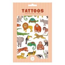 Jungle Tattoo Pack