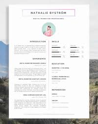Creative Marketing Resume 17 Awesome Examples Of Creative Cvs Resumes Guru