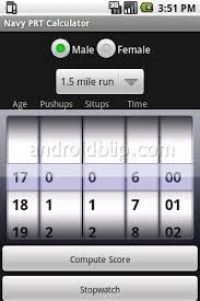 Bike Navy Prt Bike Calculator