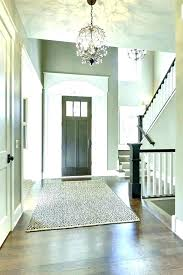 Image Entry Foyer Rugs For Hardwood Floors Round Area Entryway Rug Ideas Paint Entry Traditional With Small Foyer Area Rug Manenoinfo Average Foyer Rug Size Rugs And Runners Runner Target Entry Round