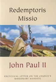 Image result for Photos of books Redemptoris Missio and Dominus Iesus