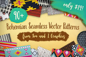 Bohemian Patterns Interesting Design Ideas