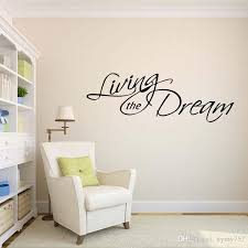 startling dream wall decor new style for living the decal removable sticker art vinyl bedroom sitting