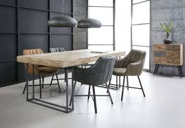 Salesfever Esszimmertisch Aus Holz 200 X 100 Cm Alesleya Gunstig Online