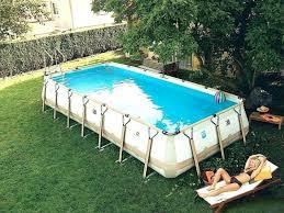 medium size of diy above ground pool decorating ideas landscaping deck decor designs fiber outdoor fascinating