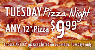 bubba s pizza burgers beer family dining the fayetteville nc location offers the special on wednesdays