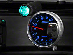 ford performance mustang tachometer w shift light 880083 79 17 auto meter cobalt 5 in tachometer w shift light 79 17 all