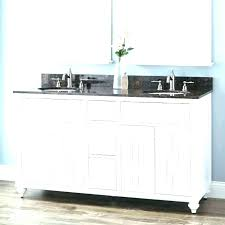60 inch bathroom vanity single sink cabet without top canada