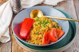 turkish bulgur and vegetable pilaf recipe