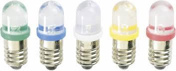 Barthelme Led Lamp E10 Wit 12 Vdc 12 Vac 59101215