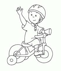 Small Picture Child Riding Bike Coloring Page Coloring Book