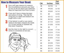 Protec Size Chart Protec Helmets