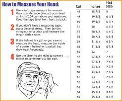Army Helmet Size Chart Protec Helmets