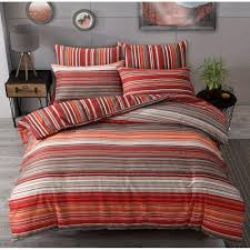 luxury ombre stripe red duvet set reversible quilt cover bedding double 267025 p5594 15333 image jpg
