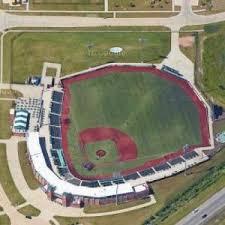 Lake Erie Crushers Stadium Seating Chart Sprenger Stadium In Avon Oh Virtual Globetrotting