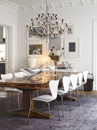 Modern Rustic Dining Room Dining Room Tables Rustic Modern Best - Rustic modern dining room ideas
