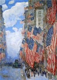 oval office paintings. The Fourth Of July - Childe Hassam One My Favorite Painters And Paintings Oval Office
