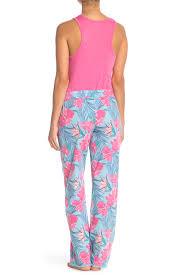 Pj Salvage Hot Tropic Pajama Pants Nordstrom Rack