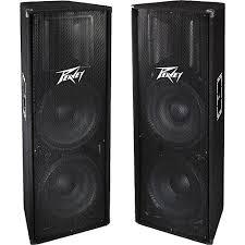 speakers guitar center. peavey pv 215 speaker pair speakers guitar center