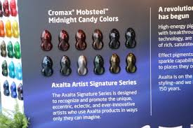Axalta Coating Shines With New Artist Signature Series At