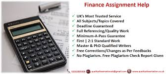 finance assignment help service in uk quality dissertation