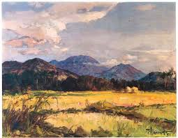 amorsolo mountains