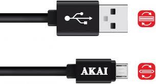 <b>Дата</b>-<b>Кабель Akai USB-micro USB</b> 3 m Black - цена на Дата ...