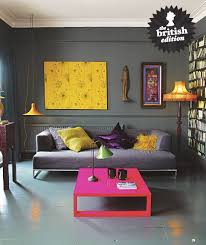luxury bedroom furniture purple elements. this bohemian chic living room is filled with rich dynamic colors in varying finishes from a luxurious purple satin pillow to the shaggy saffron yellow luxury bedroom furniture elements