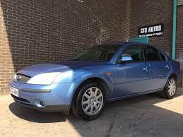 2002 NEW SHAPE FORD MONDEO ZETEC NOVEMBER MOT LOVELY DRIVE!!! | in ...